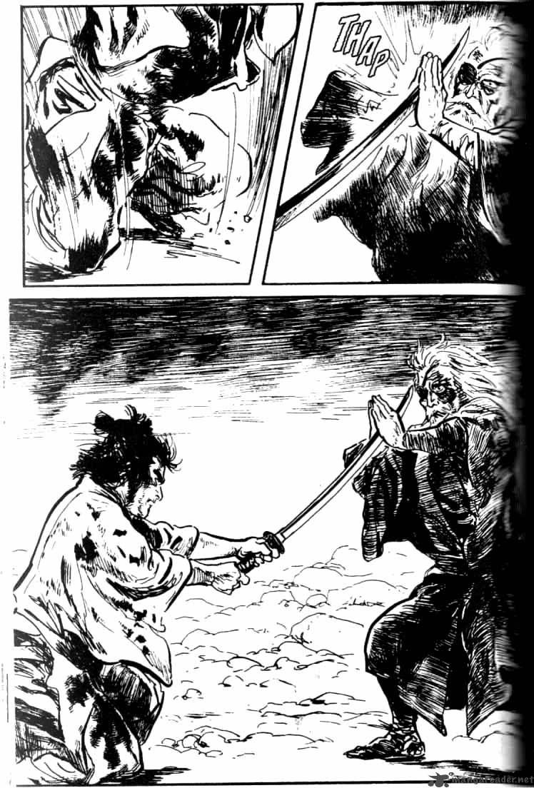 lone wolf and cub comic