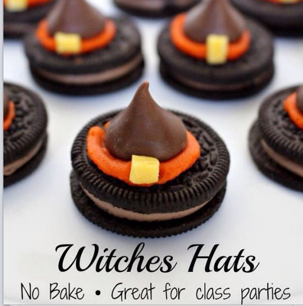 Pin by Stossy on The rest of the stuff Pinterest Spooky treats - halloween treat ideas for school parties