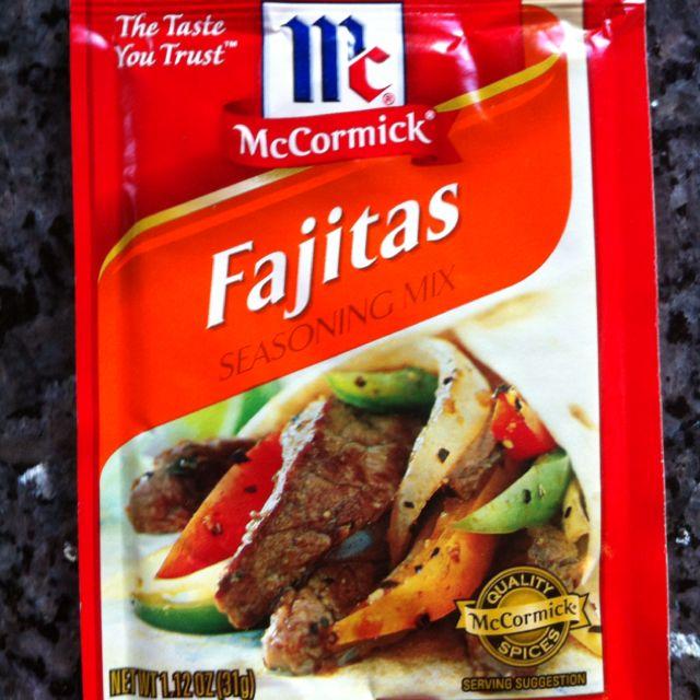 recipe: mccormick fajita marinade [14]
