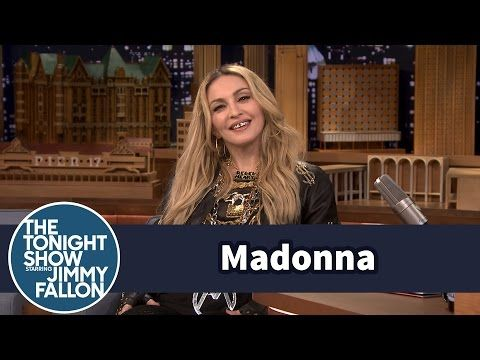 """Madonna's Performance Of """"Bitch I'm Madonna"""" On 'The Tonight Show' Was Utterly, Unapologetically Insane 