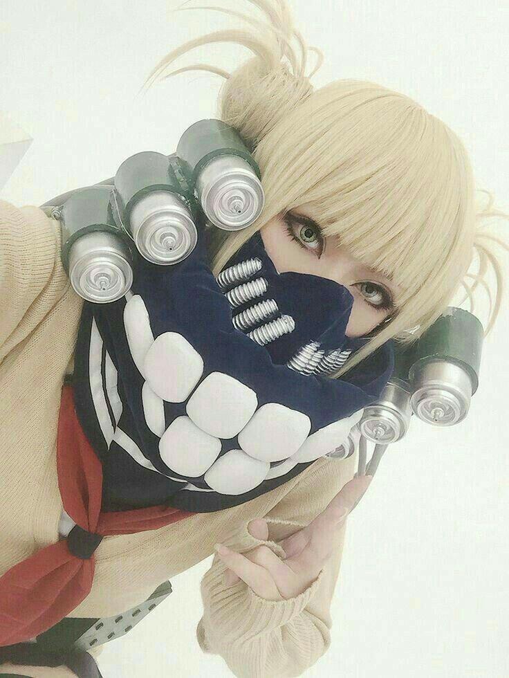 Himiko Toga MHA Amazing cosplay, Kawaii cosplay, Epic