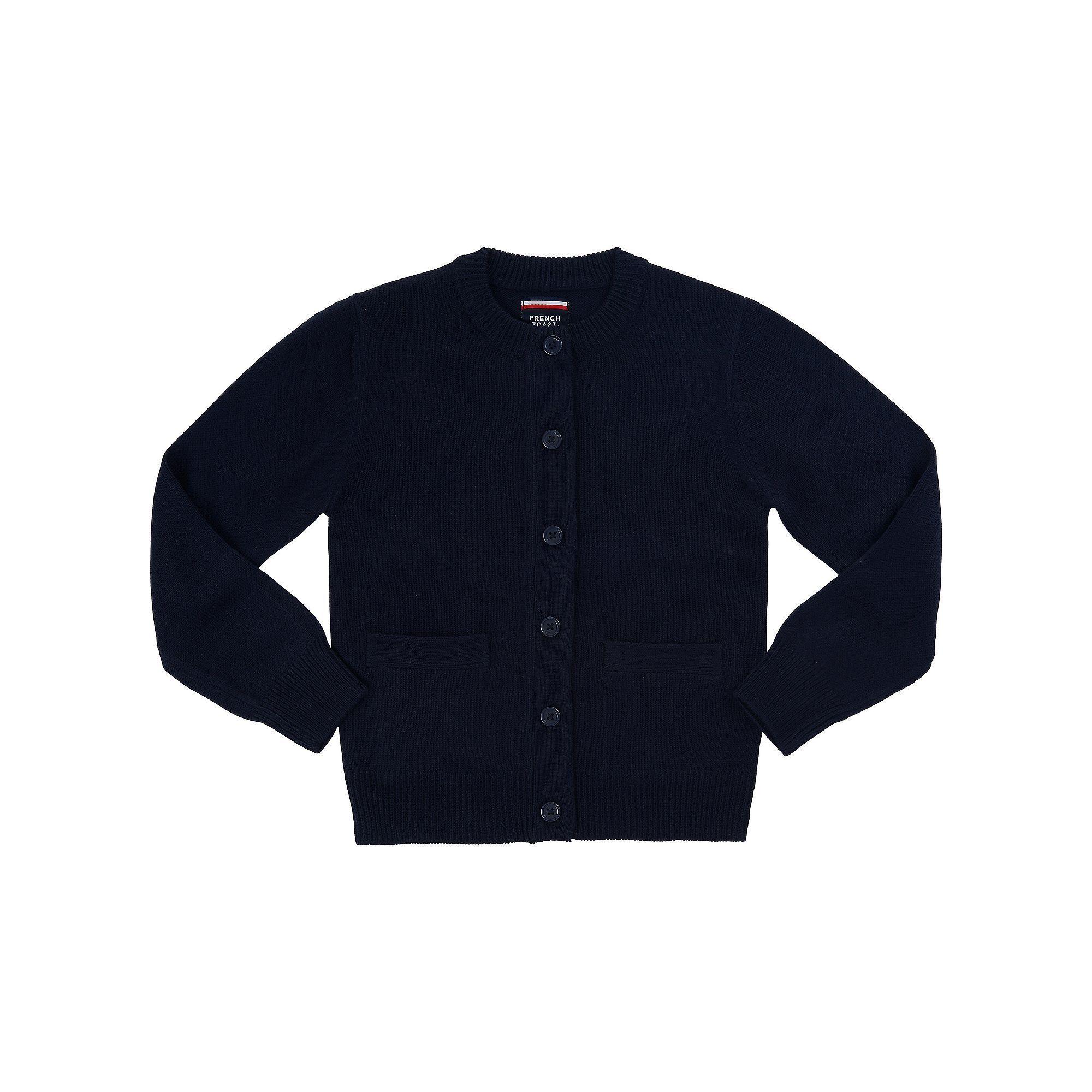 4fa5ba28cb3 Toddler Girl French Toast School Uniform Cardigan | Products ...