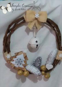 Photo of Le mie ghirlande natalizie – Creazioni semplici