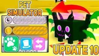 New ! Pet Simulator Hack   Hacks/Exploit   Update 10   Roblox 2018