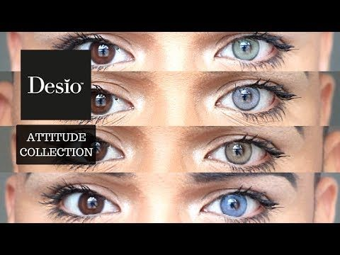 ff0f5b2b2a (121) DESIO ATTITUDE COLLECTION (Real All 4 Colors Review!!!) - YouTube
