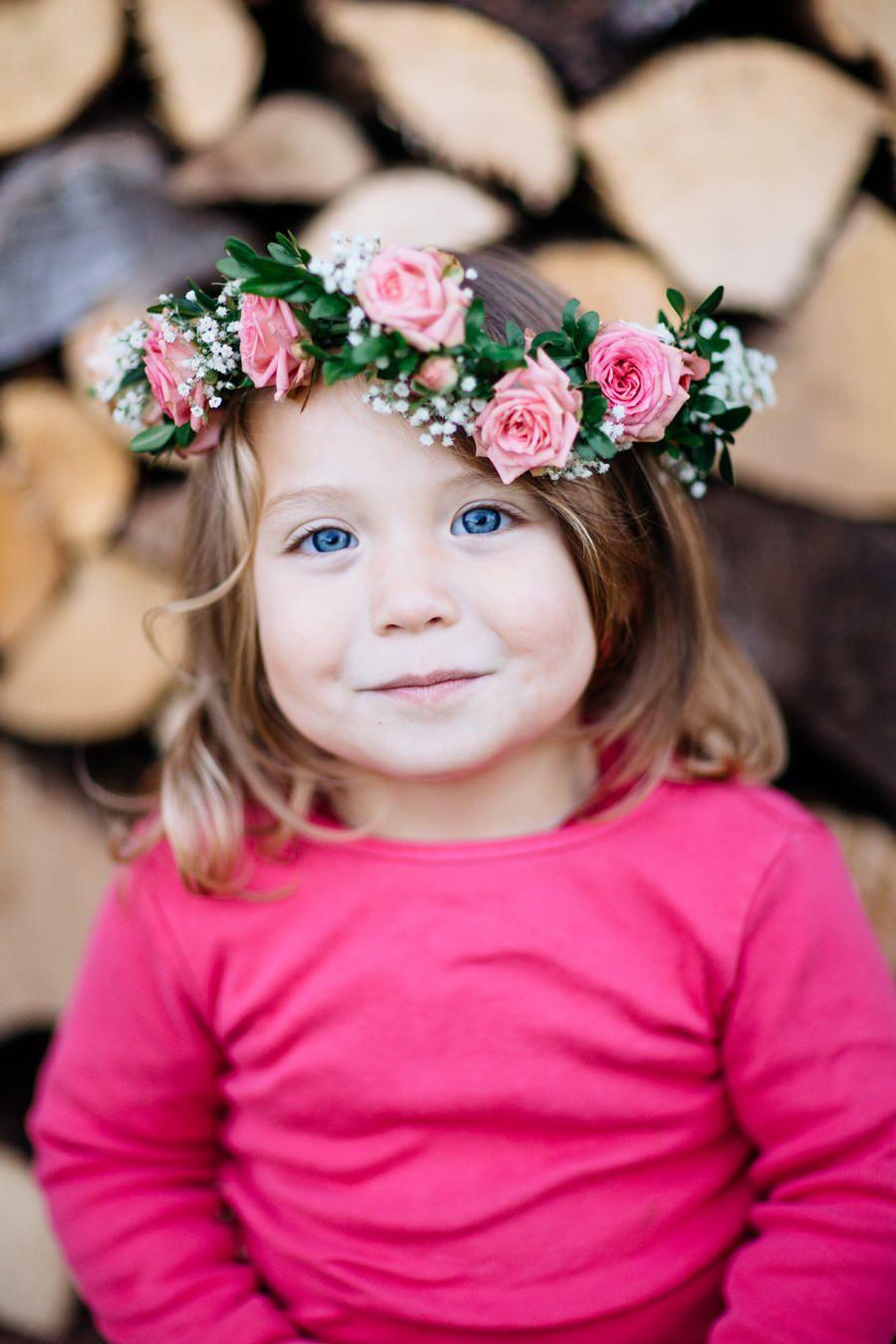 Blumenkranz Haare Kinder : pin auf flower crown ~ Watch28wear.com Haus und Dekorationen