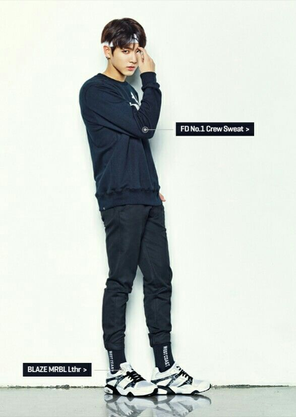BTS 방탄소년단 || Puma Blaze || Jeon Jung-Kook 전정국