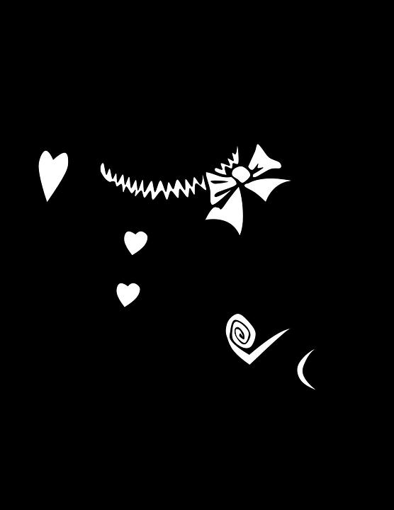 Pixabayの無料画像 不思議の国のアリス ウサギ シルエット