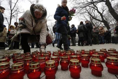 Nemtsov burial