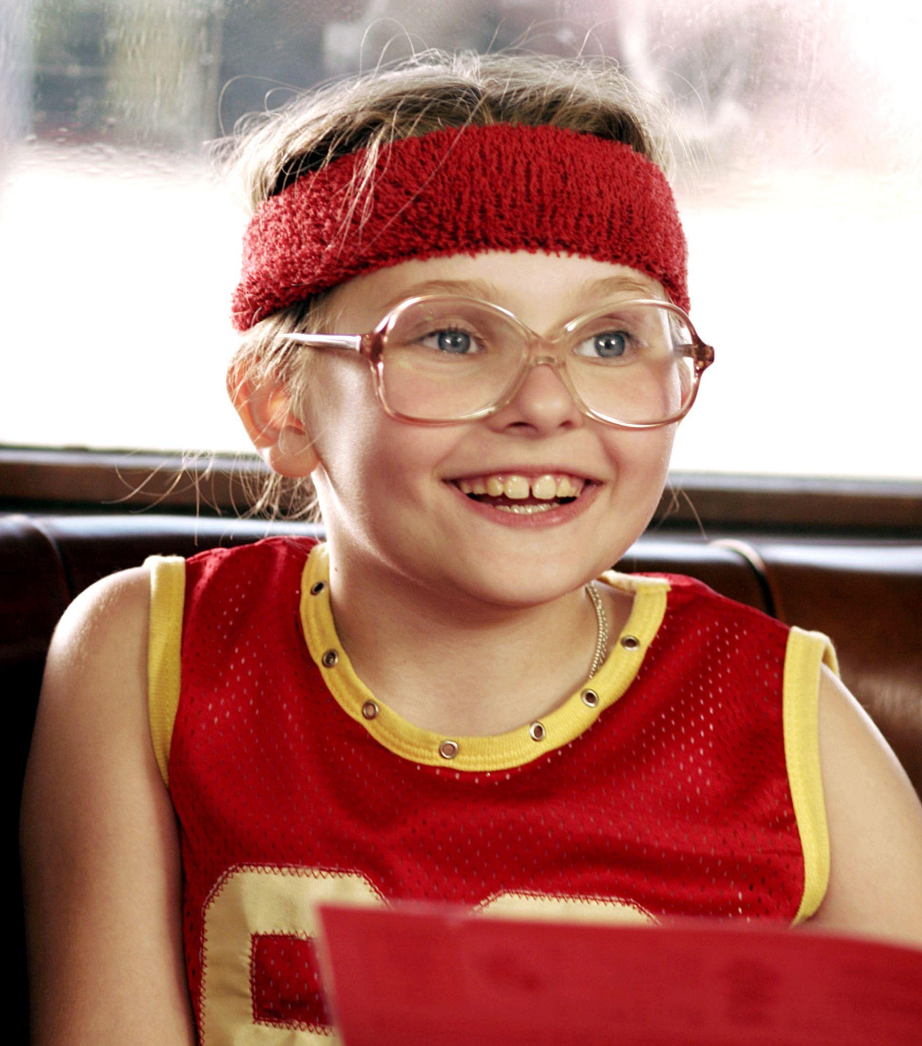 Abigail Breslin in Little Miss Sunshine, 2006 | Pequeña miss ...