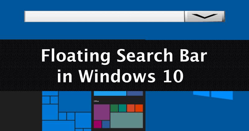 ea117b7a0c7ae3239e436a5b89b529f3 - How To Get Search Bar On Top Of Screen