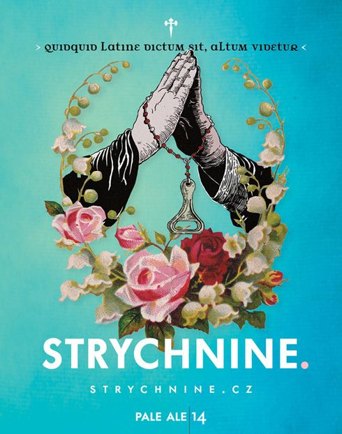 Strychnine PALE ALE 14°
