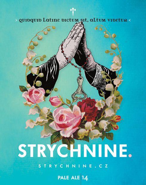 Strychnine PALE ALE 14°