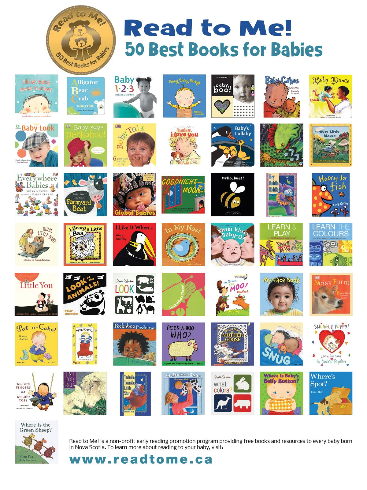 The Read To Me Program Has A Brand New Resource For Parents And