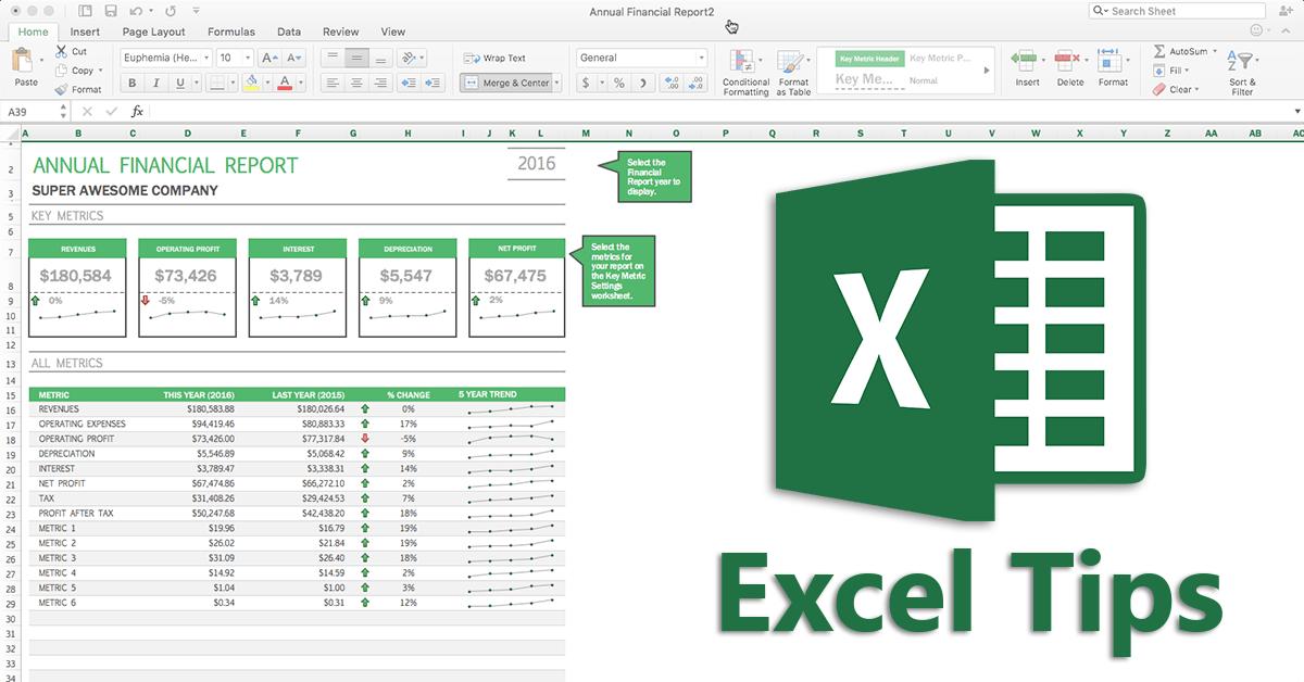 Excel Skills Ms Office