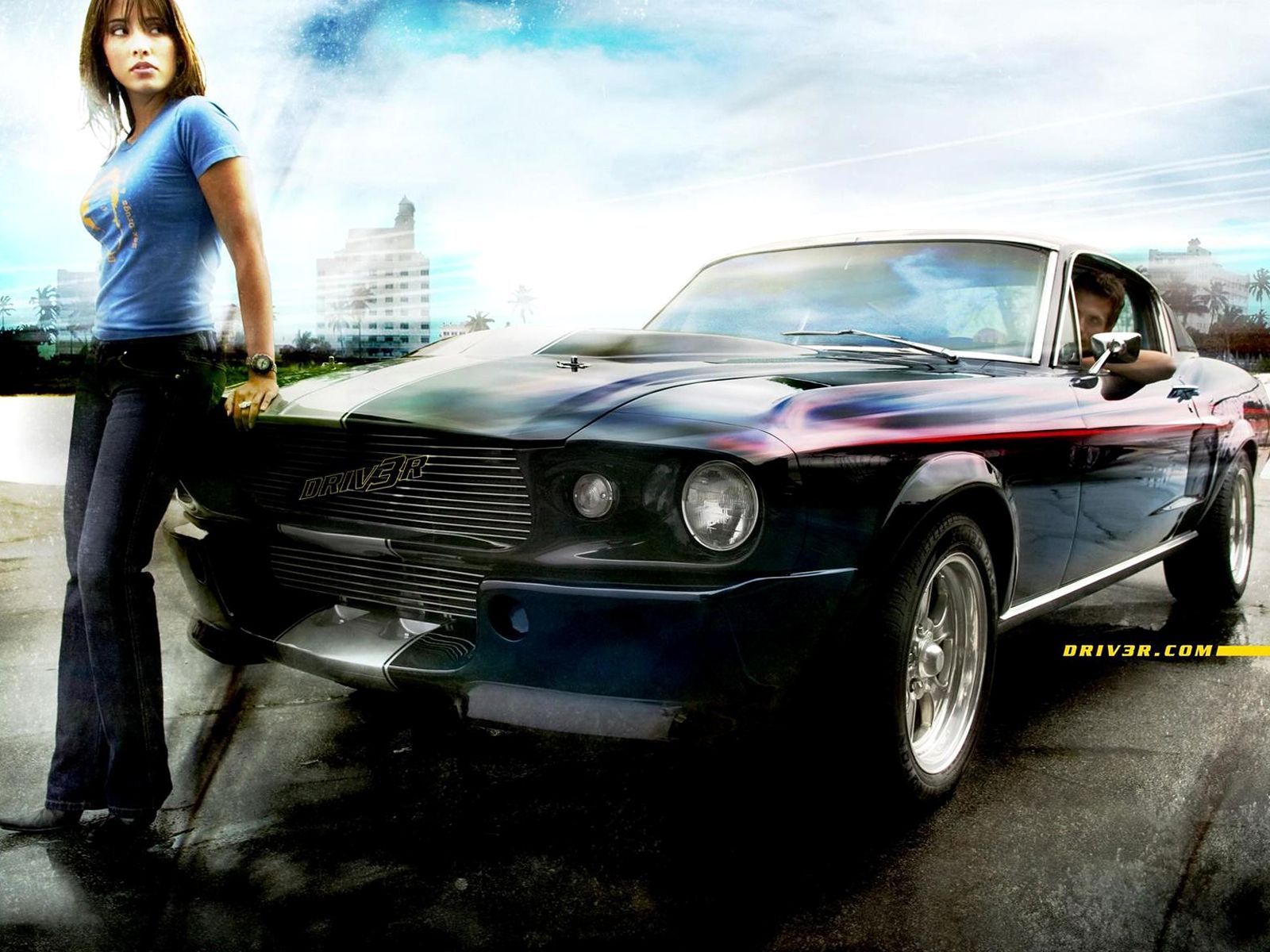 Beautful PC Wallpapers: USA Cars Ads With