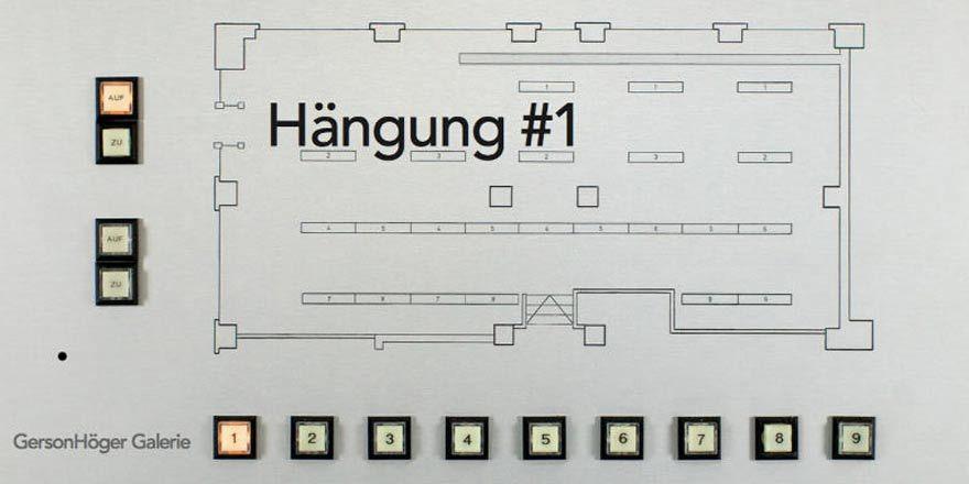 KunstOrt: Hamburg - Galerie GersonHöger