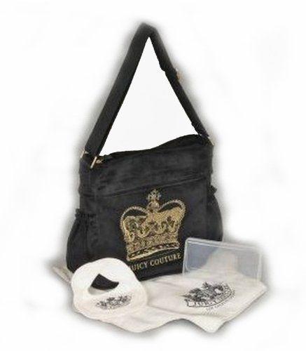 Juicy Royal Couture Diaper Bag