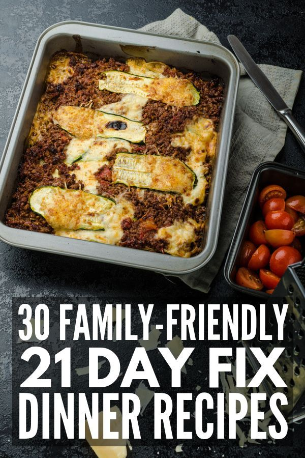 Weight Loss That Works 30 Days of 21 Day Fix Recipes We Love 21 Tage Fix Dinner Rezepte  Suchen Sie nach schnellen Rezepten die Sie in Ihren Crockpot oder Instant Pot wer...