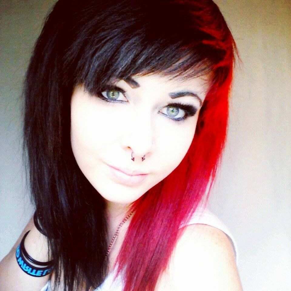Splat Luscious Raspberries | My head and face | Hair Color ...