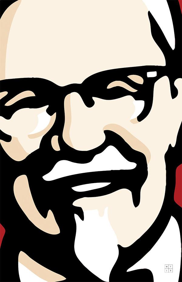 Make the Logo Bigger (With images) Kfc coleslaw, Kfc
