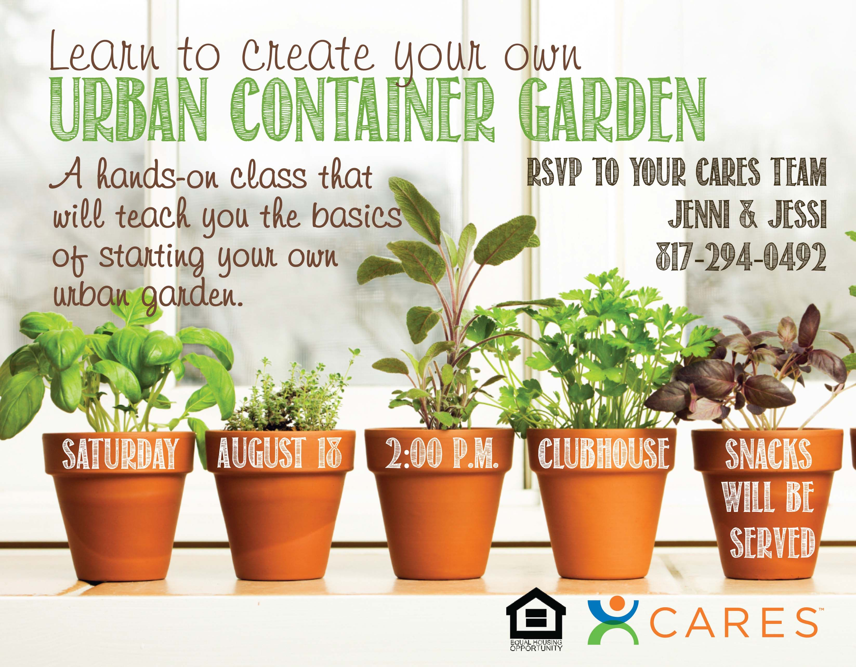 Plant Nursery Flyers Google Search Container Gardening