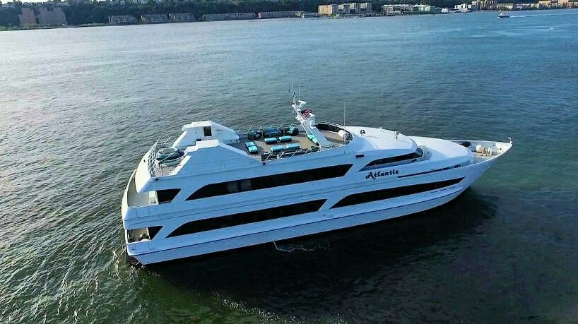 Atlantis yacht delrioyachts yacht