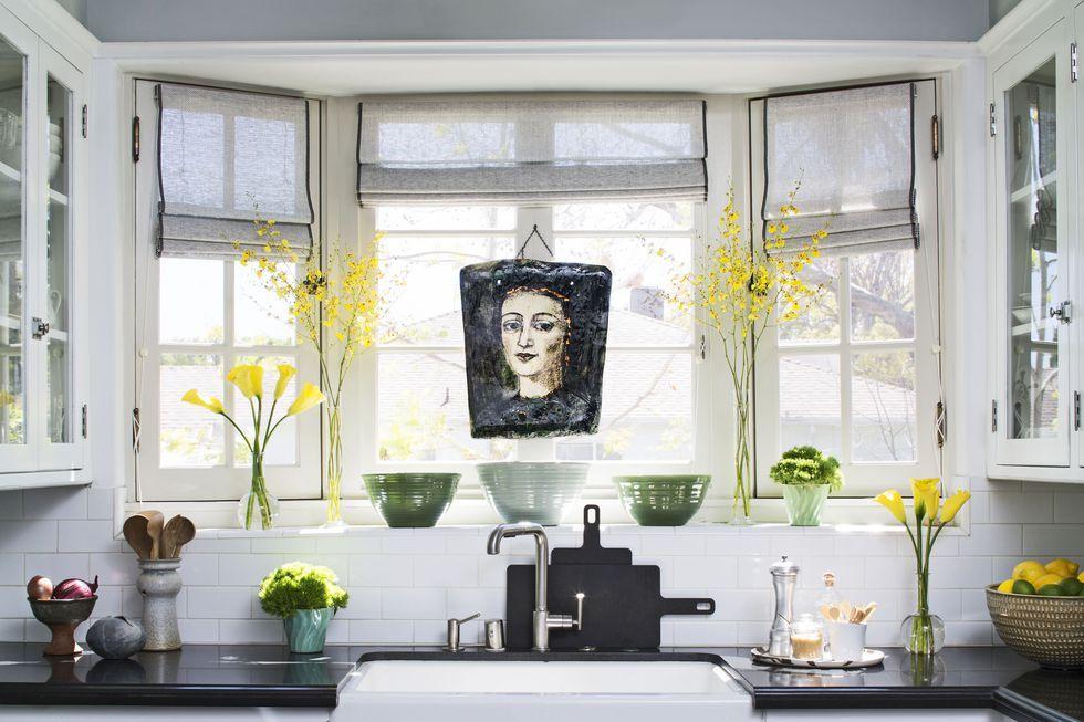 Kris Jenner S Interior Designer Has The Most Stunning House Window Treatments Window Treatments Ideas Home
