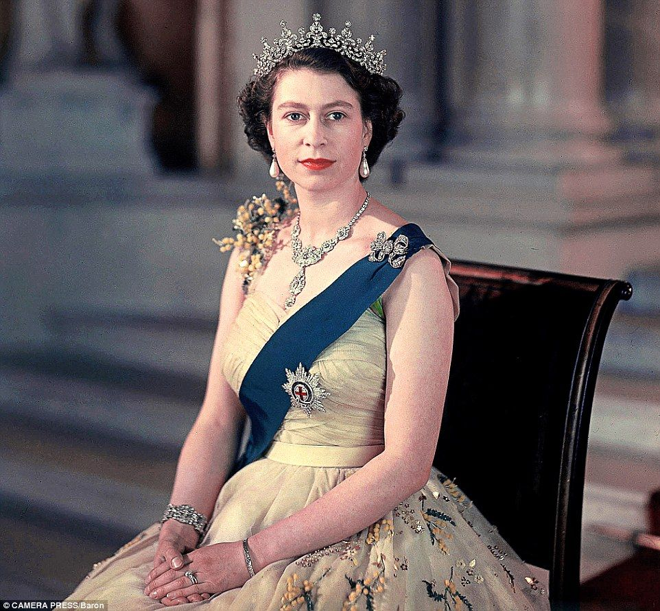 The Queen's tiaras are the heart of her jewellery