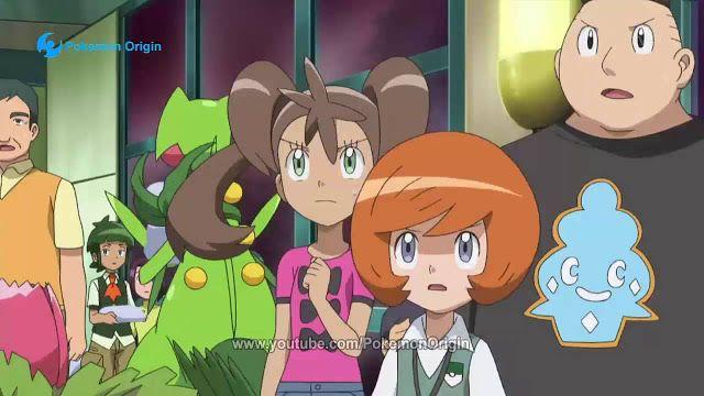 Pokemon XYZ Episode 42 Rocking Kalos Defenses! English