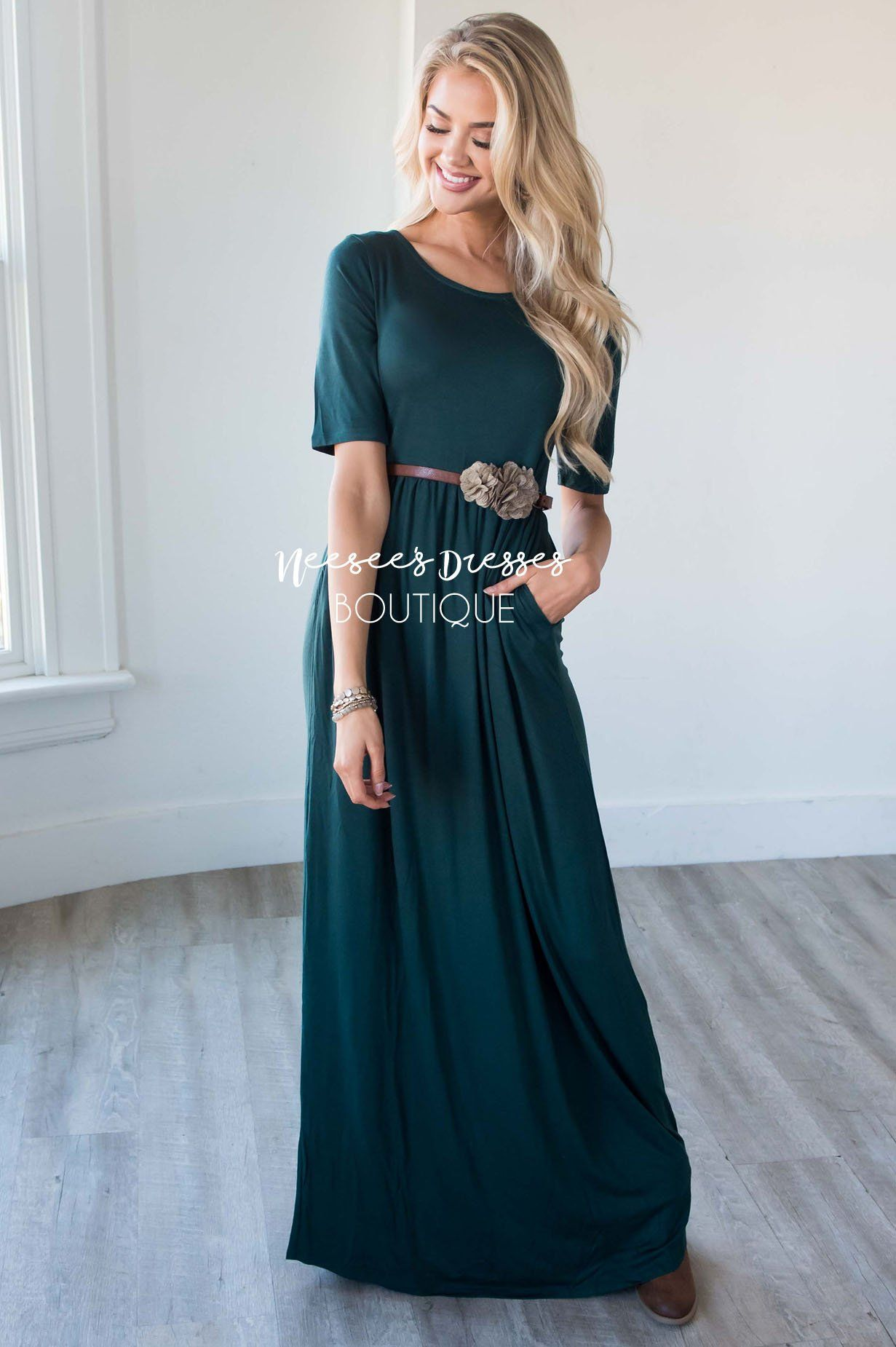 The Ritchie 3 4 Length Sleeve Maxi Dress Maxi Dress Maxi Dress With Sleeves Dresses [ 1850 x 1231 Pixel ]