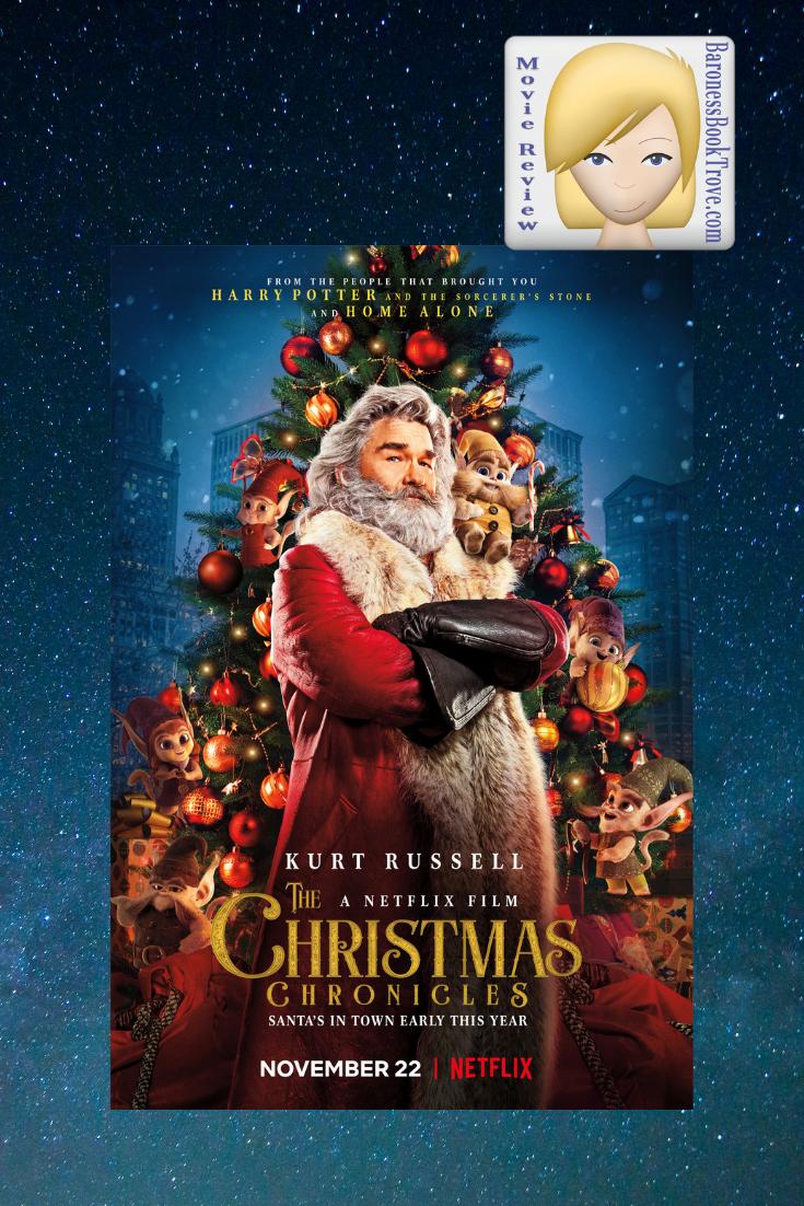 The Christmas Chronicles Christmas movies, Christmas