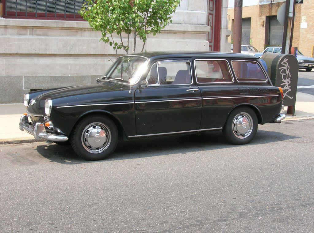 1966 Volkswagen 1600 Squareback - Volkswagen Type 3