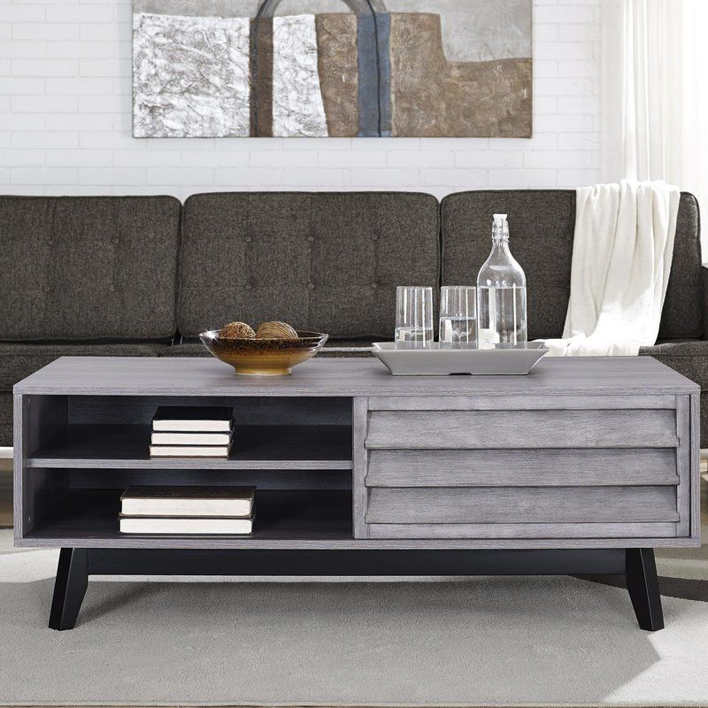 Dover Coffee Table Retro Coffee Tables Coffee Table Grey Coffee Table With Storage