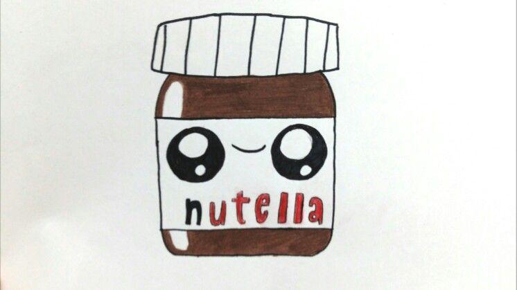 Nutella S Izobrazheniyami Nutella Kartinki Raskraski