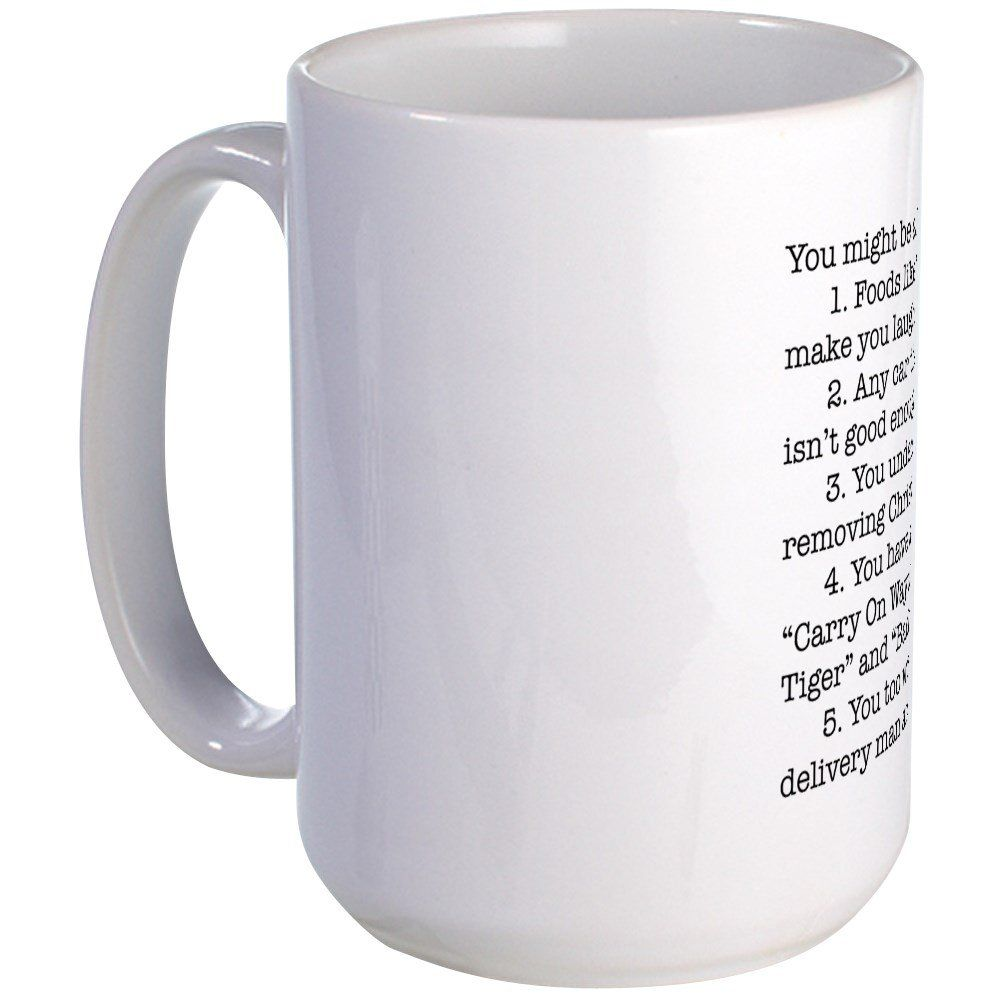 CafePress Supernatural Fan 2 Mugs Coffee Mug Large 15 oz