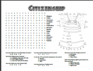 Worksheets Citizenship Worksheets webelos citizen worksheet davezan 1000 images about cub scout core value citizenship on pinterest