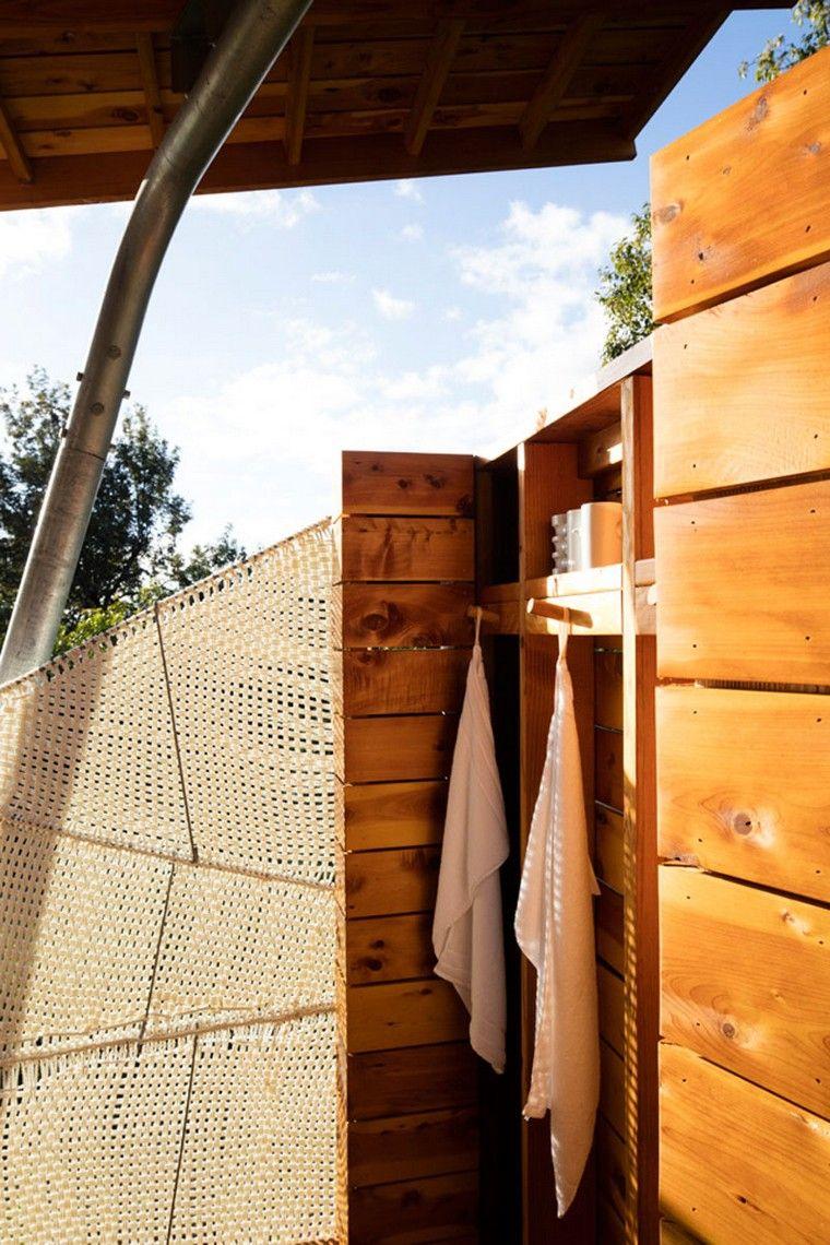 Kleines haus zu hause exterieur-design maison extérieure connecté à la nature et à luenvironnement par