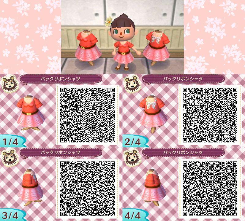 Animal Crossing New Leaf. AC NL. QR CODE. ANIMAL CROSSING