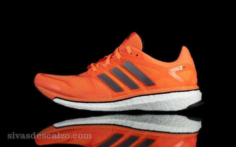 adidas energy boost 2 m Solzes / White