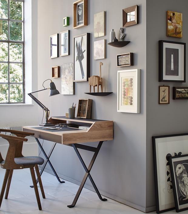 Ratgeber Bilder aufhängen Mehr ist mehr Petersburger Hängung - wohnzimmer deko wand