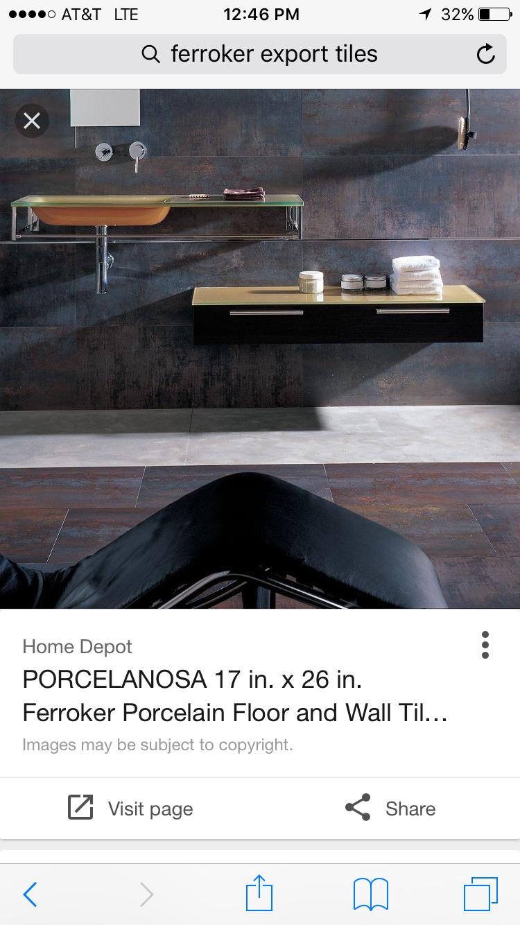 Porcelain Tiles Home Depot: Porcelain Flooring, Home Depot