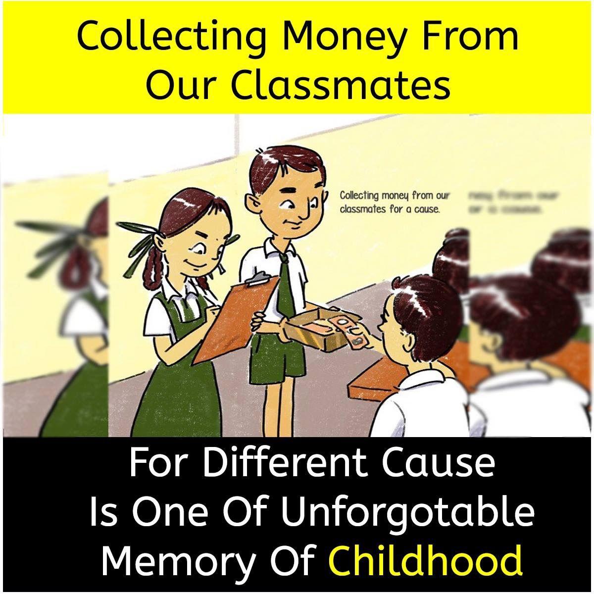 Ye Toh Abhibhi Clg Me Chal Raha Hai Childhood Memories Quotes Memories Quotes Memories With Friends Quotes