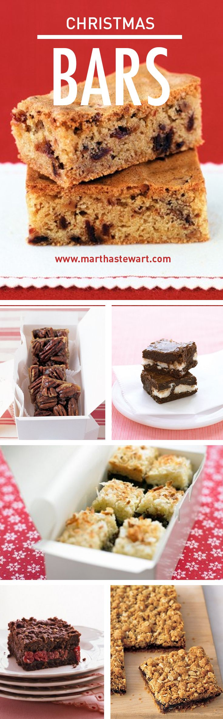 choose from dozens of tempting bar cookie recipes including coconut chocolate pecan lemon chocolate mint cheesecake bars and many more christmas - Christmas Bar Cookies