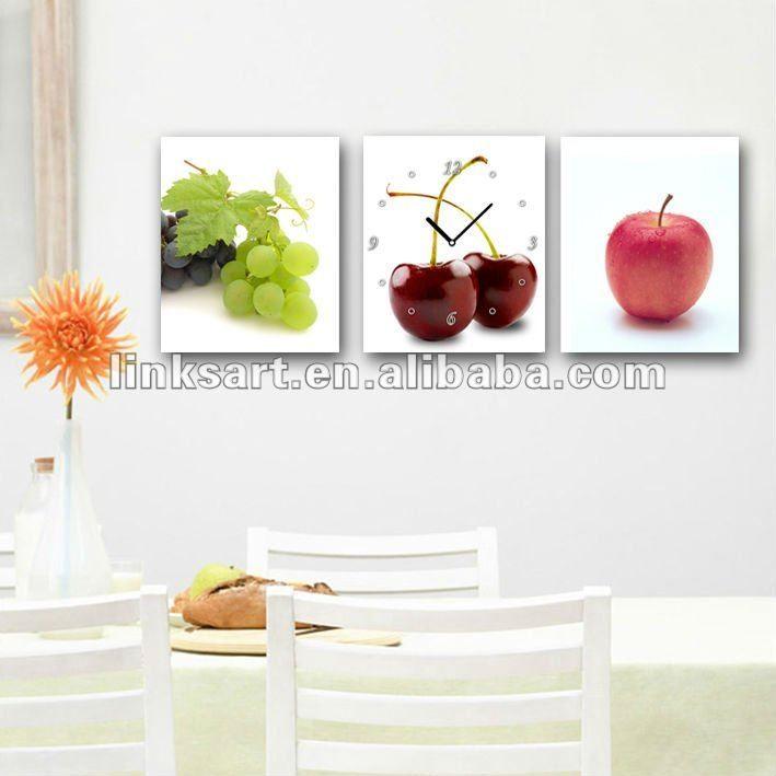 Frutta tela stampe moderne per cucina pittura e - Stampe per cucina ...