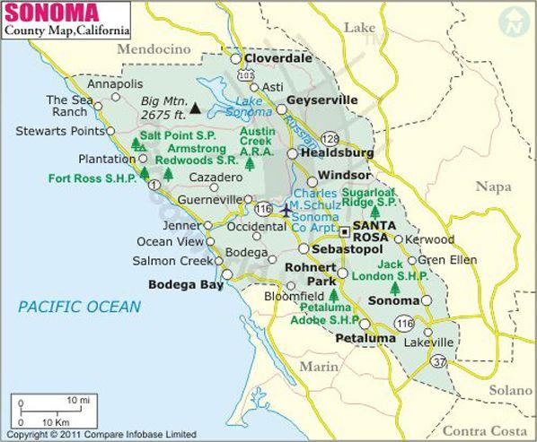 Sonoma California Map pictures of sonoma county ca | Sonoma County Map | Sonoma,CA
