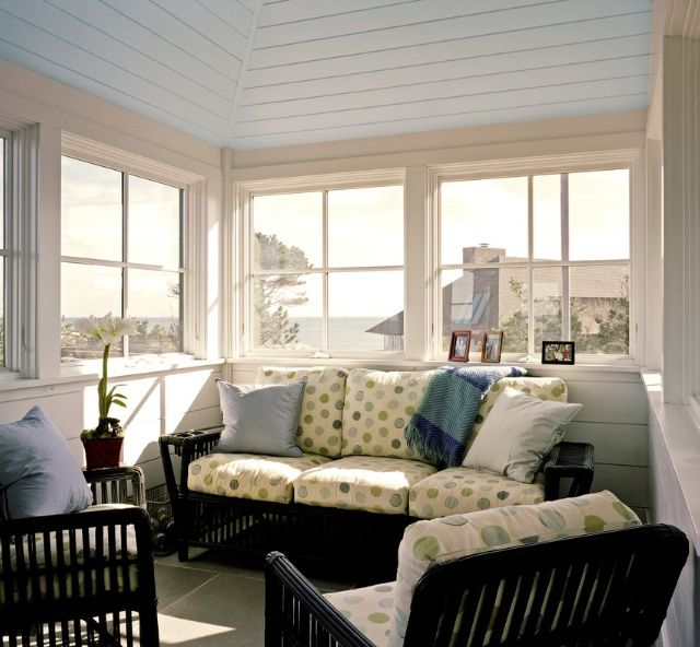 Sun Porch Decorating Ideas Inspiration Home Design