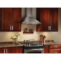 @Overstock - Keep your kitchen free of smoke and steam with this Broan stainless steel chimney hood. Set this traditional three-speed hood over your range for a premium cooking space.http://www.overstock.com/Home-Garden/Broan-36-inch-Stainless-Steel-Traditional-European-Chimney-Wall-Hood/6021937/product.html?CID=214117 $577.59