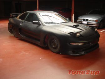 Pin By Boukhris Mustapha On Voiture Et Moto In 2020 Ford Probe Car Tuning Batmobile
