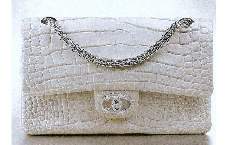 Las Bolsas Mas Caras Del Mundo Broche De Chanel Bolsos De Marca Carteras
